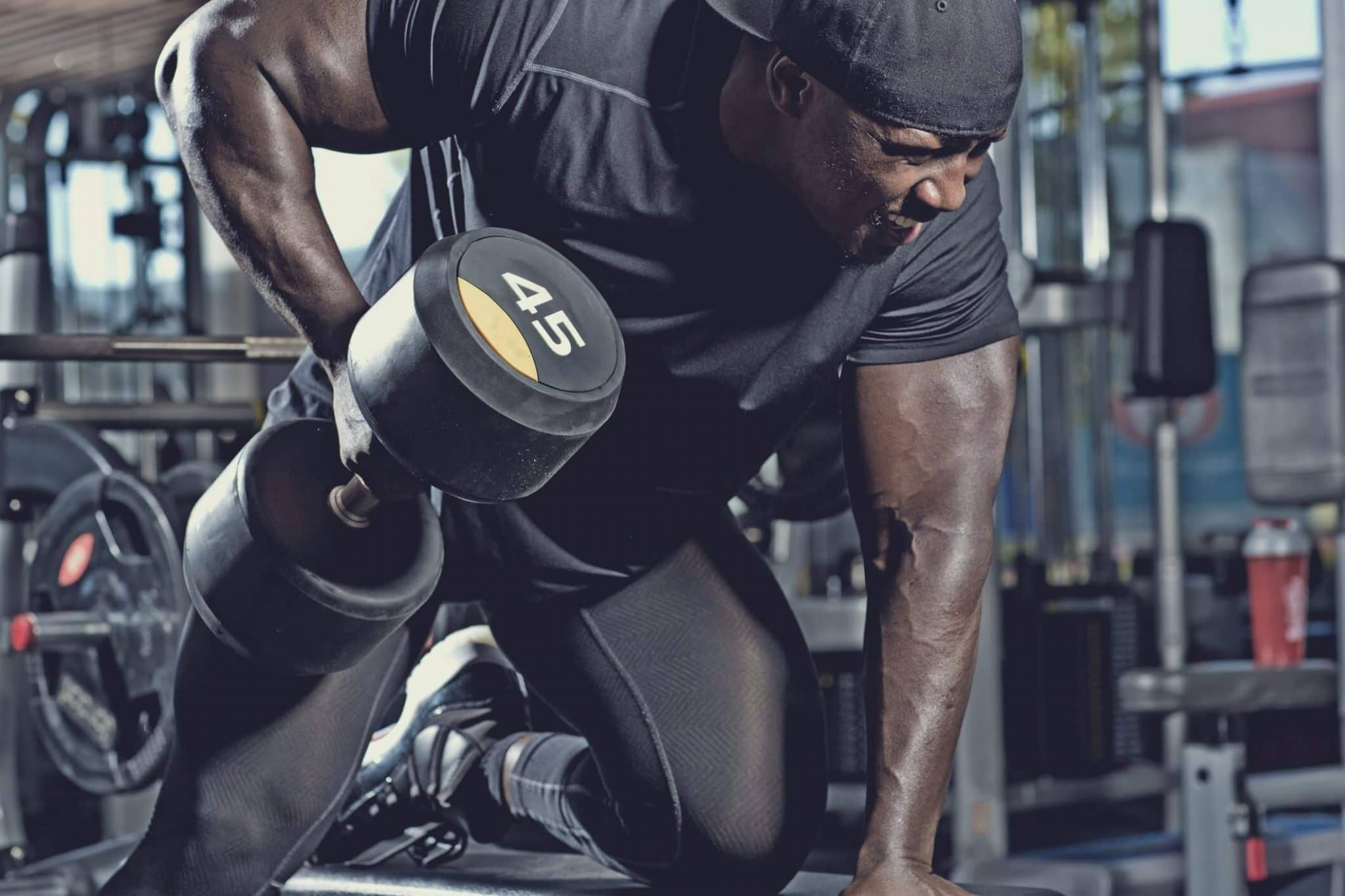 6 Benefits of Exercising with Heavy Weights - Purlife Fitness Center