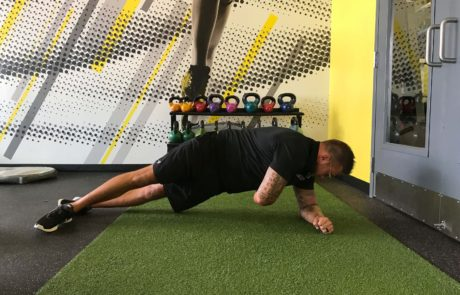 Side Plank With Rotation 2