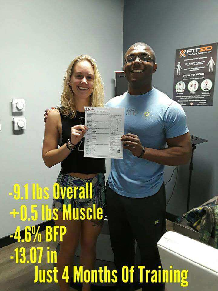 Aaron Client Results 3