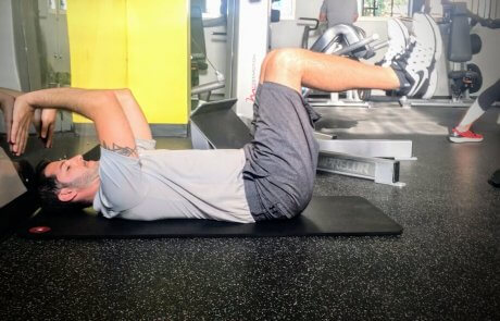 Under rated core exercise 1 Mike Katz