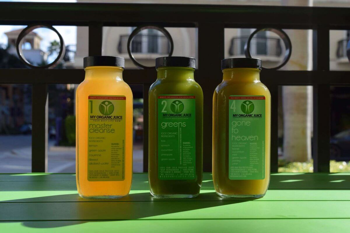 4 Unexpected Perks of a Juice Cleanse