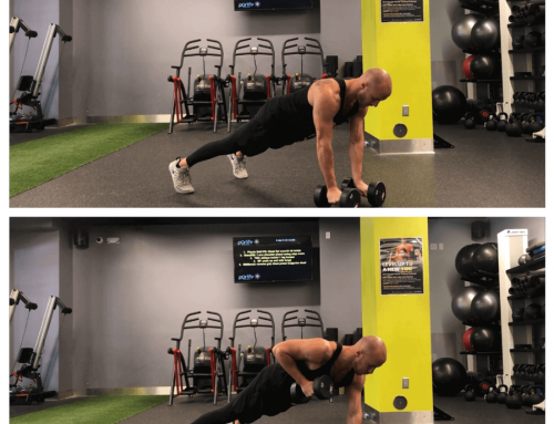 Move of the Week: Core Stability Progression
