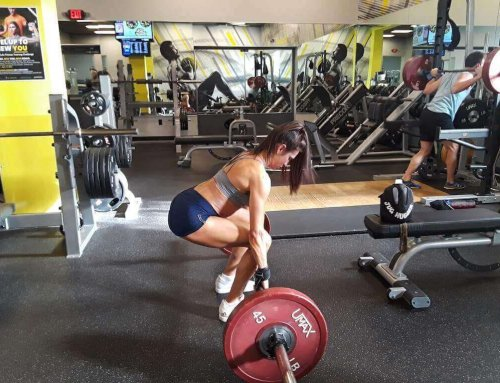 Move of the Week: Barbell Deadlift