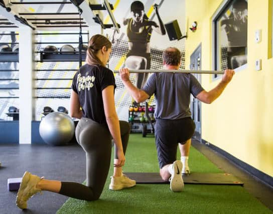 Caitlin FMS - Personal Training