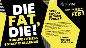 Die Fat Die 60 Day Challenge